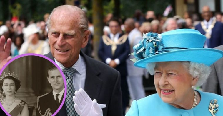 Queen Elizabeth II And Prince Philip Share A Bed On One Occasion