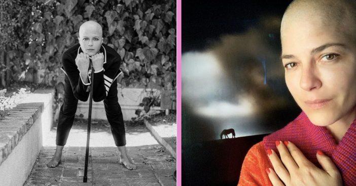 Selma Blair Looks Stunning In New Photos Amid Multiple Sclerosis Battle'