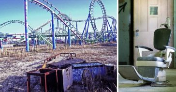 Take a look at some of the creepiest abandoned tourist attractions in the United States