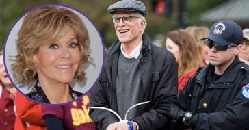 Ted Danson Is The Latest Celeb To Be Arrested At Jane Fonda's Climate Change Protest