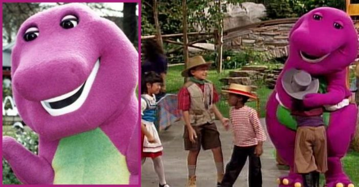 The Dark Truth About Why 'Barney & Friends' Was Canceled