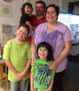 The Neville-Lake family