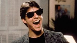Tom Cruise, shades and all, in Risky Business