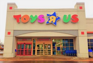 Toys R Us is starting its revival in NJ