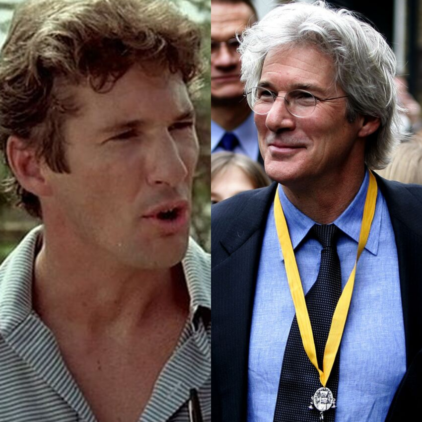 Richard Gere is a posterboy for rocking the gray!