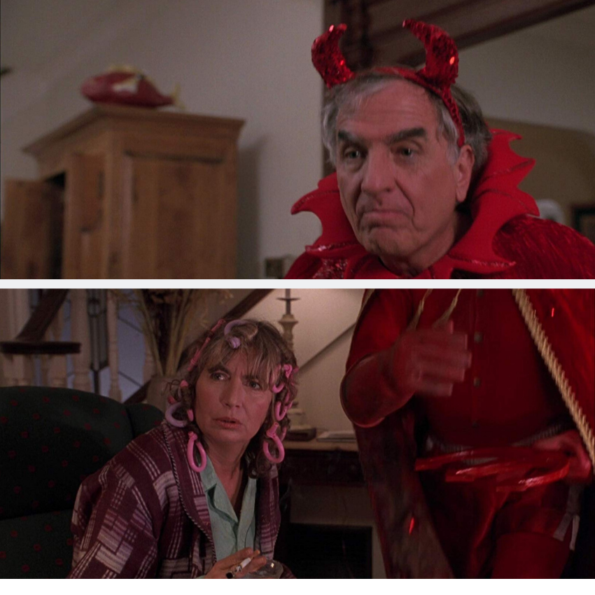 Garry Marshall and Penny Marshall from 'Hocus Pocus'.