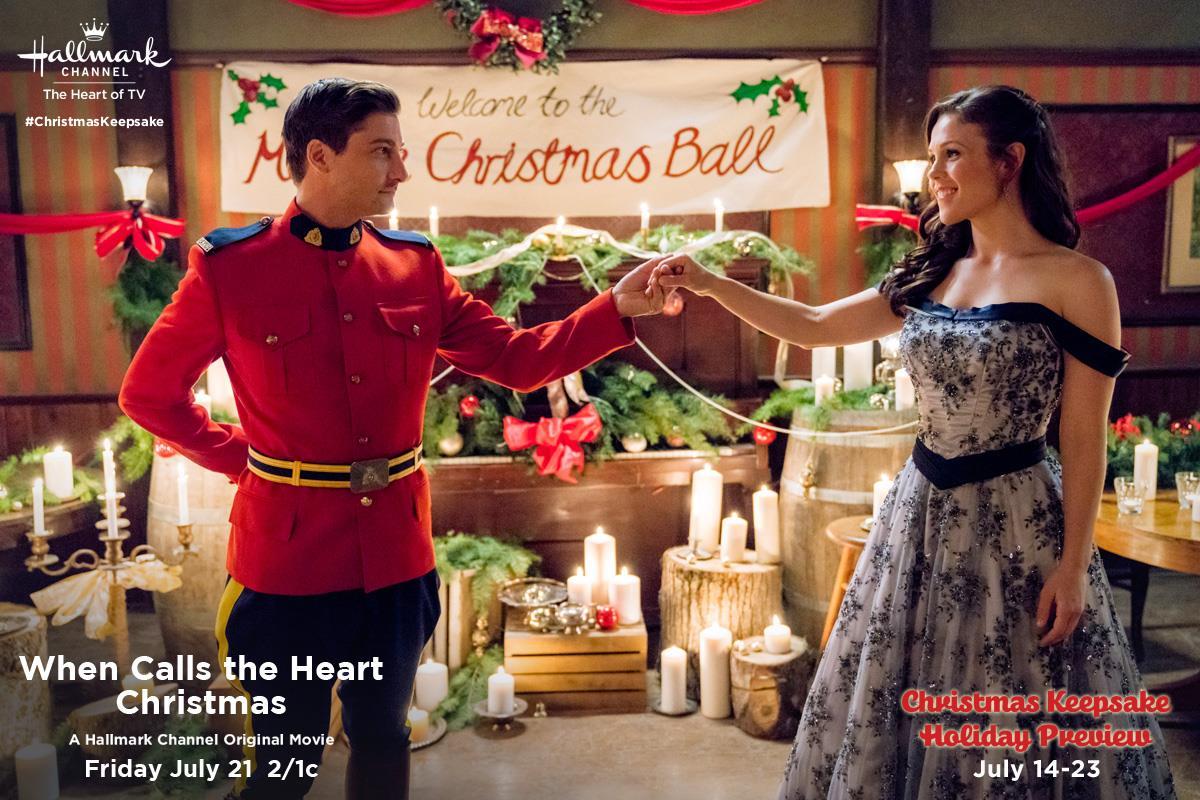 When Calls the Heart Christmas hallmark