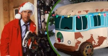 You Can Get A Giant Inflatable 'Christmas Vacation' RV Just In Time For The Holidays