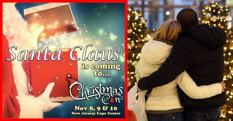 Christmas Events In Nj.You Can Now Attend Hallmark S First Ever Christmas Con In