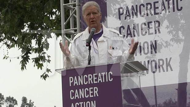 alex trebek losing hair and struggling to enunciate after chemo