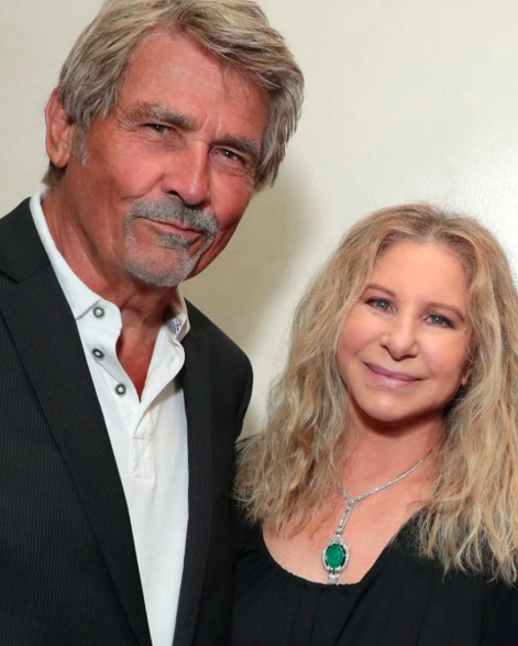 Barbra Streisand and James Brolin marriage