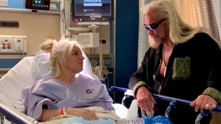 beth chapman using medical cannabis during cancer battle