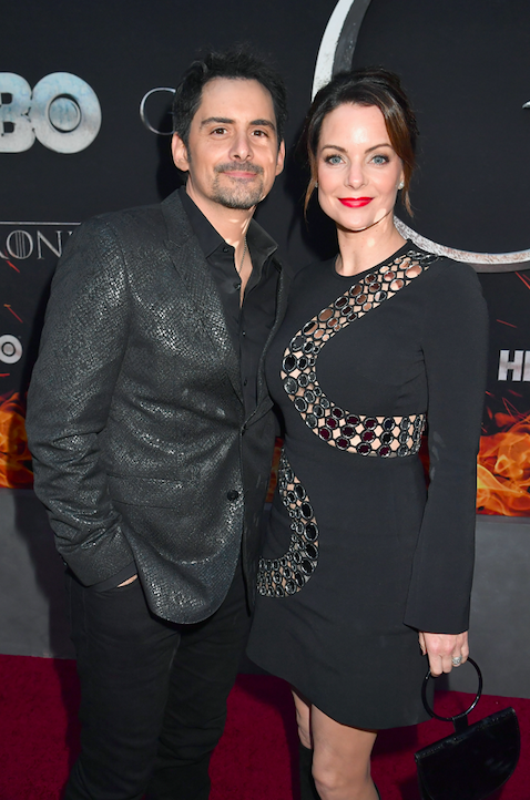 brad paisley and wife open free store for people in need