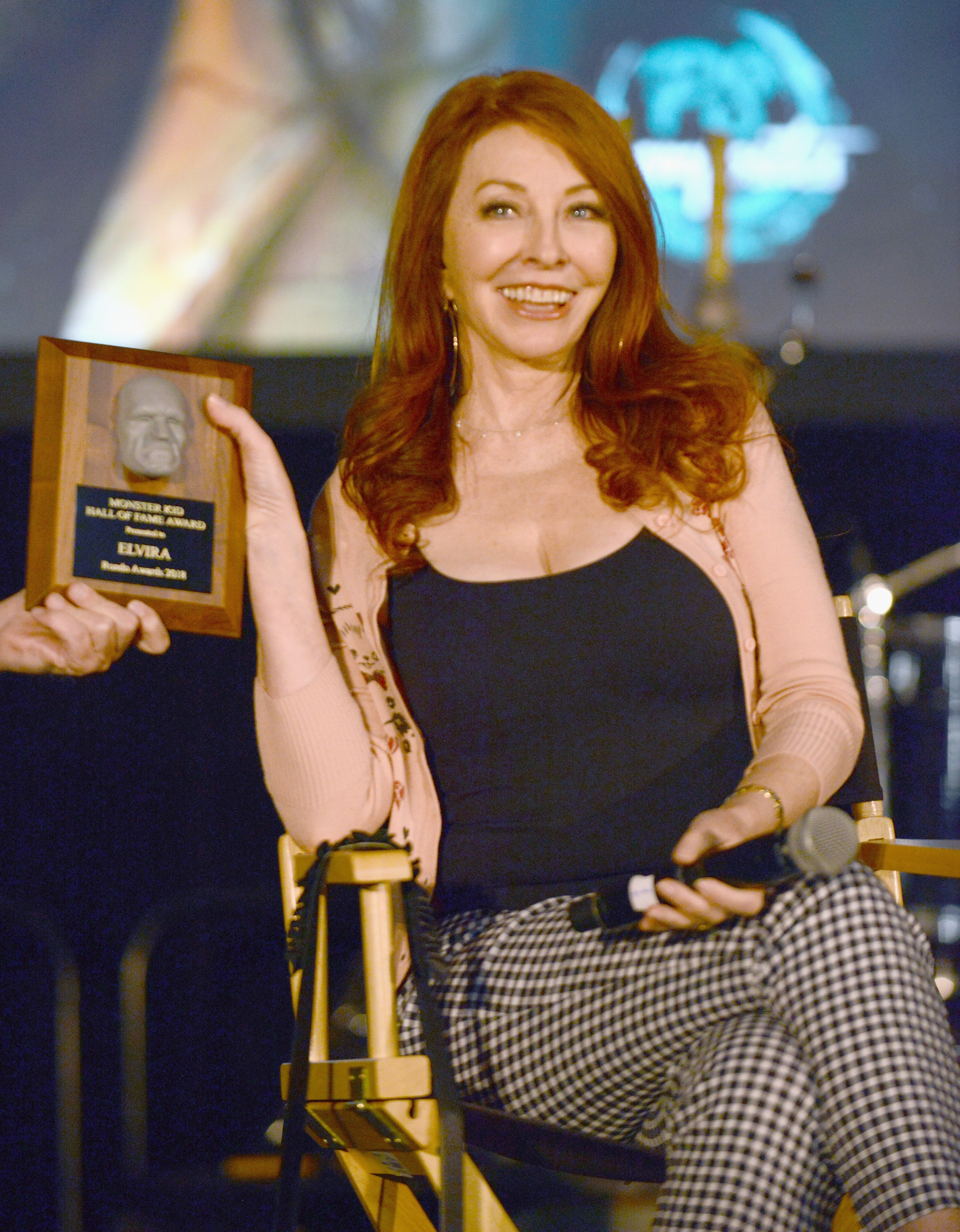 cassandra peterson award