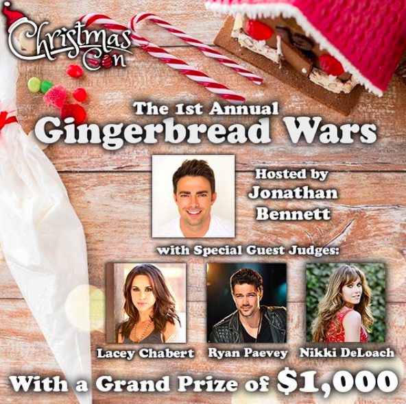 You Can Now Attend Hallmark S First Ever Christmas Con In New Jersey