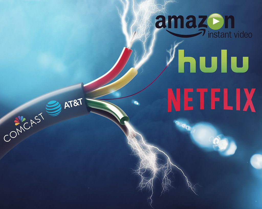 cord cutting cable to streaming services