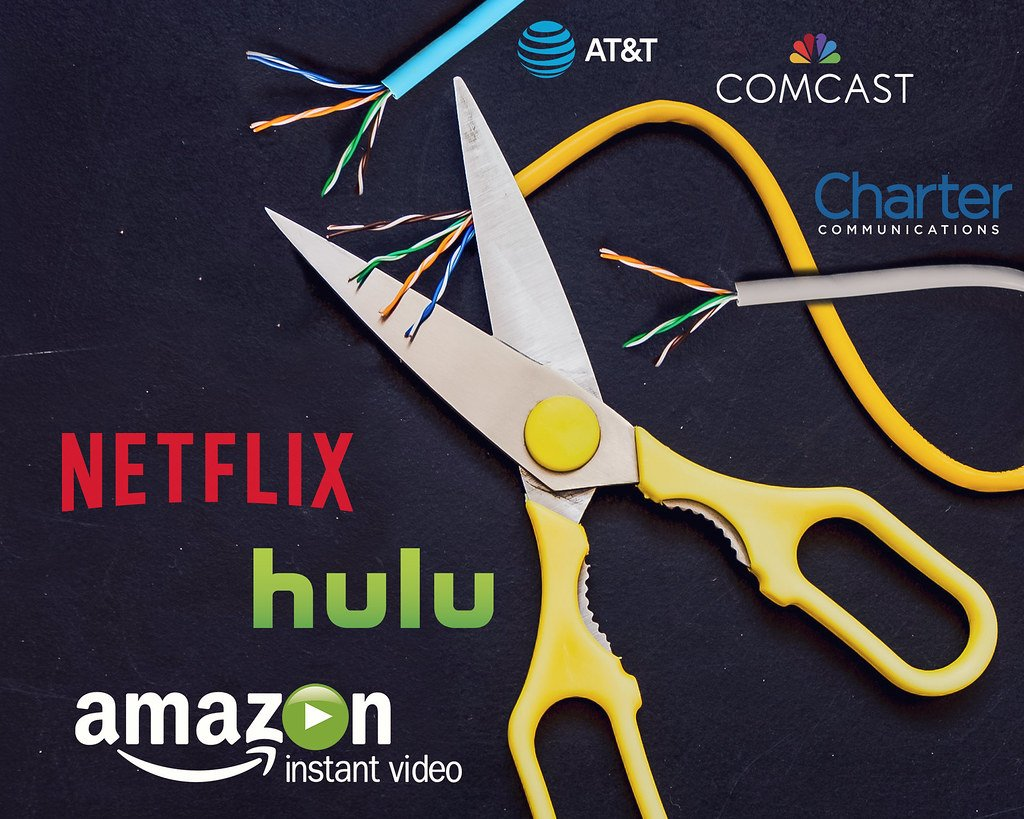 cutting cable for streaming services