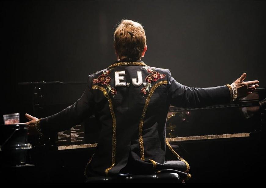 elton john piano tour