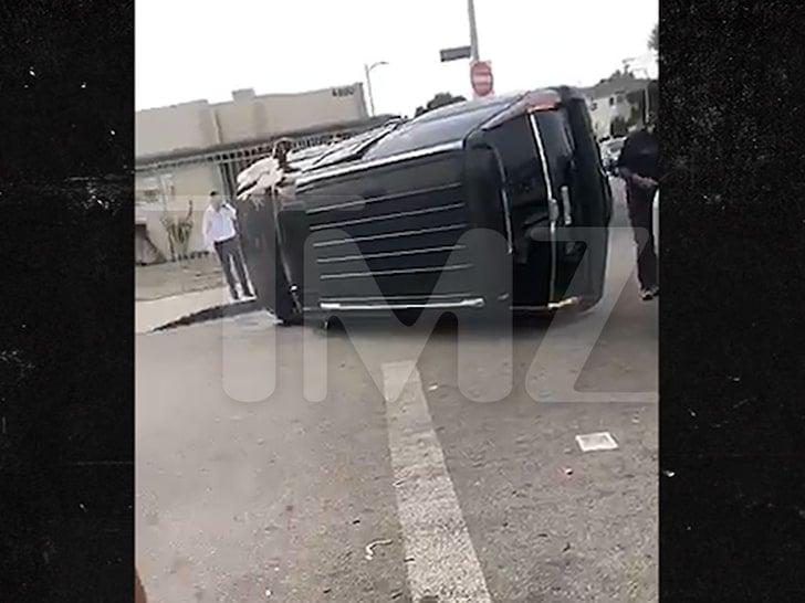 helen hunt car accident