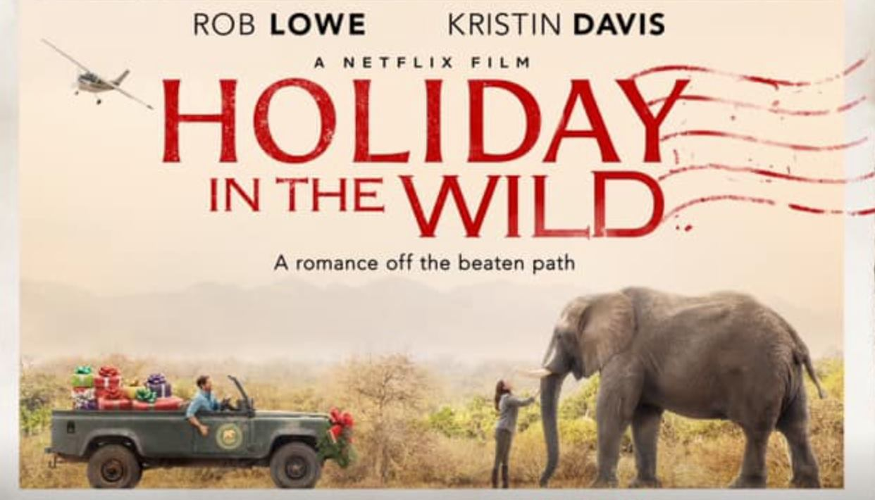 holiday in the wild netflix