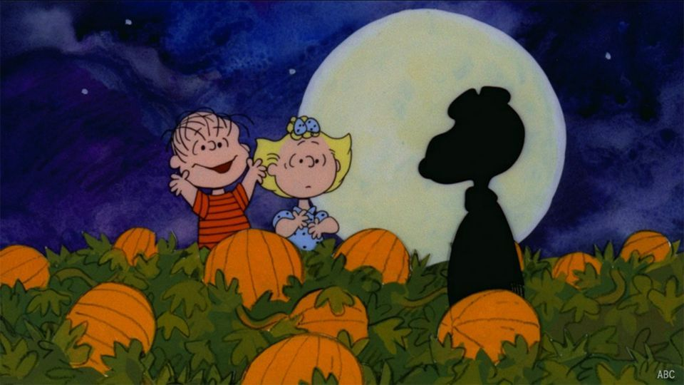 when is It's The Great Pumpkin, Charlie Brown airing this month