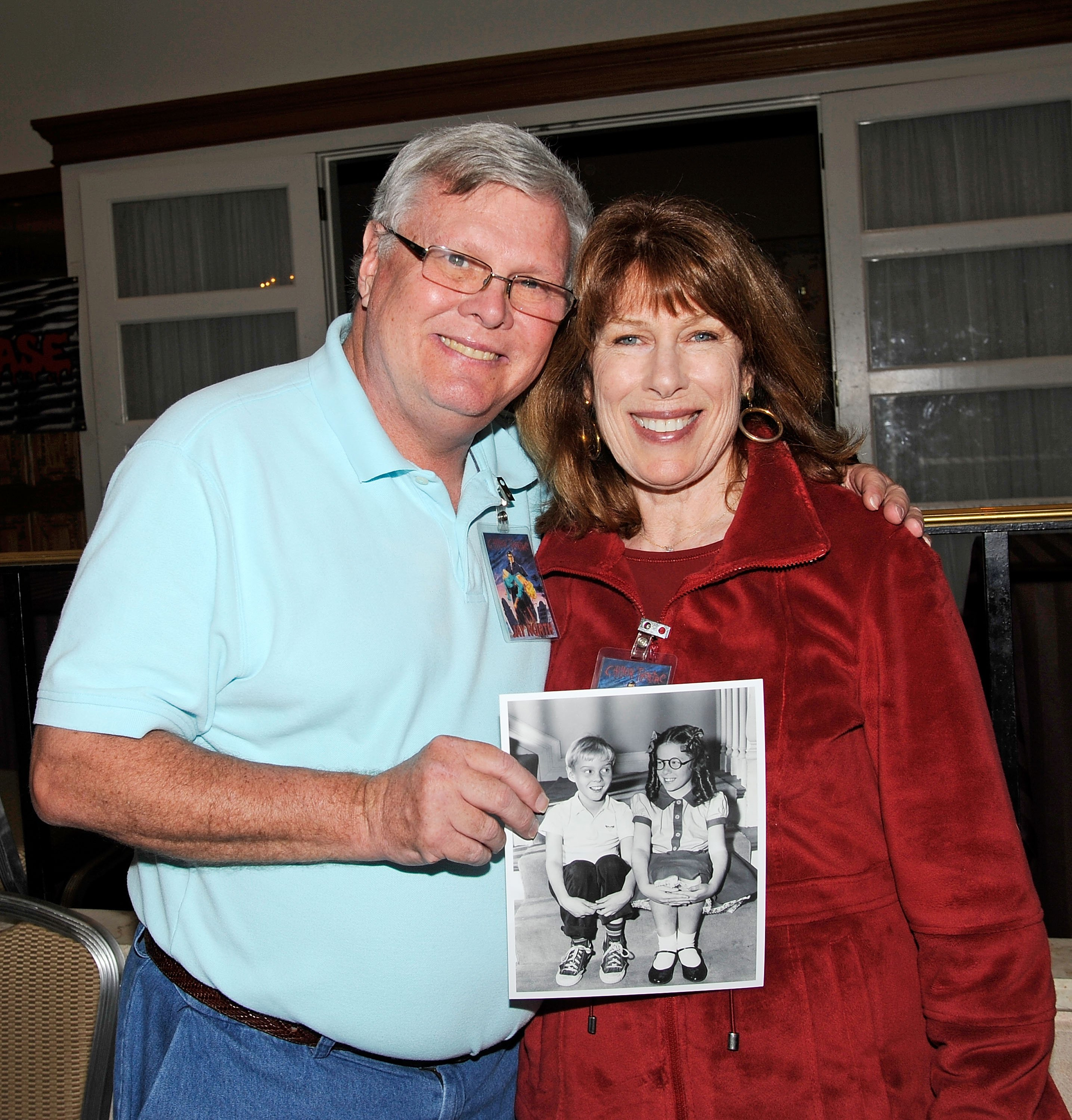 jay north and jeannie russell