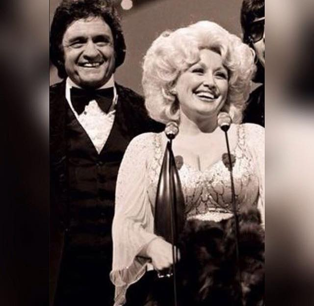 dolly parton johnny cash