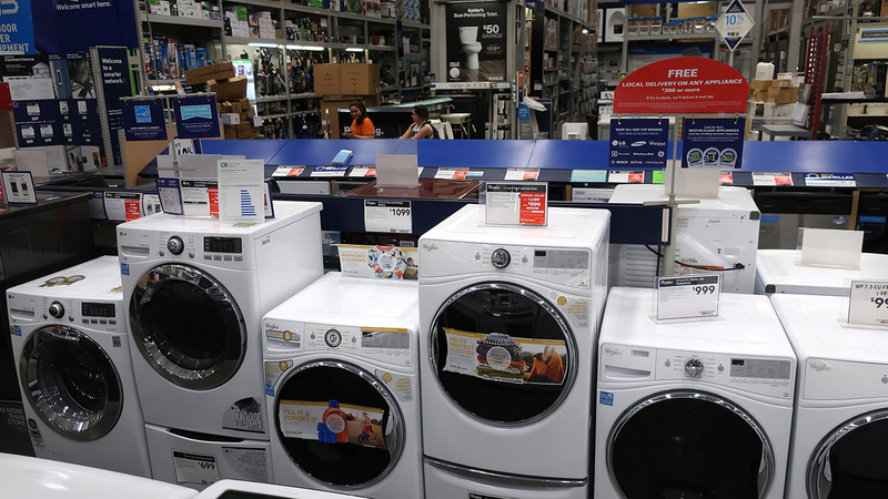 Lowe's Opens Its First Scratch-And-Dent Outlet Store