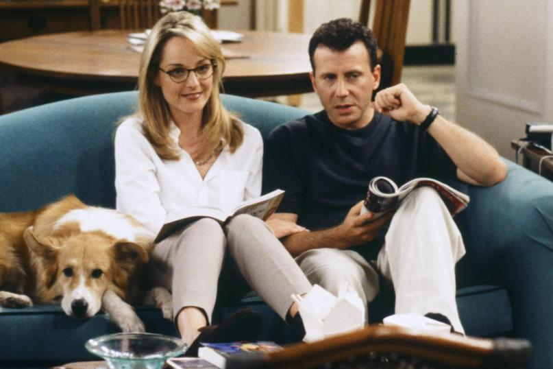 helen hunt mad about you reboot