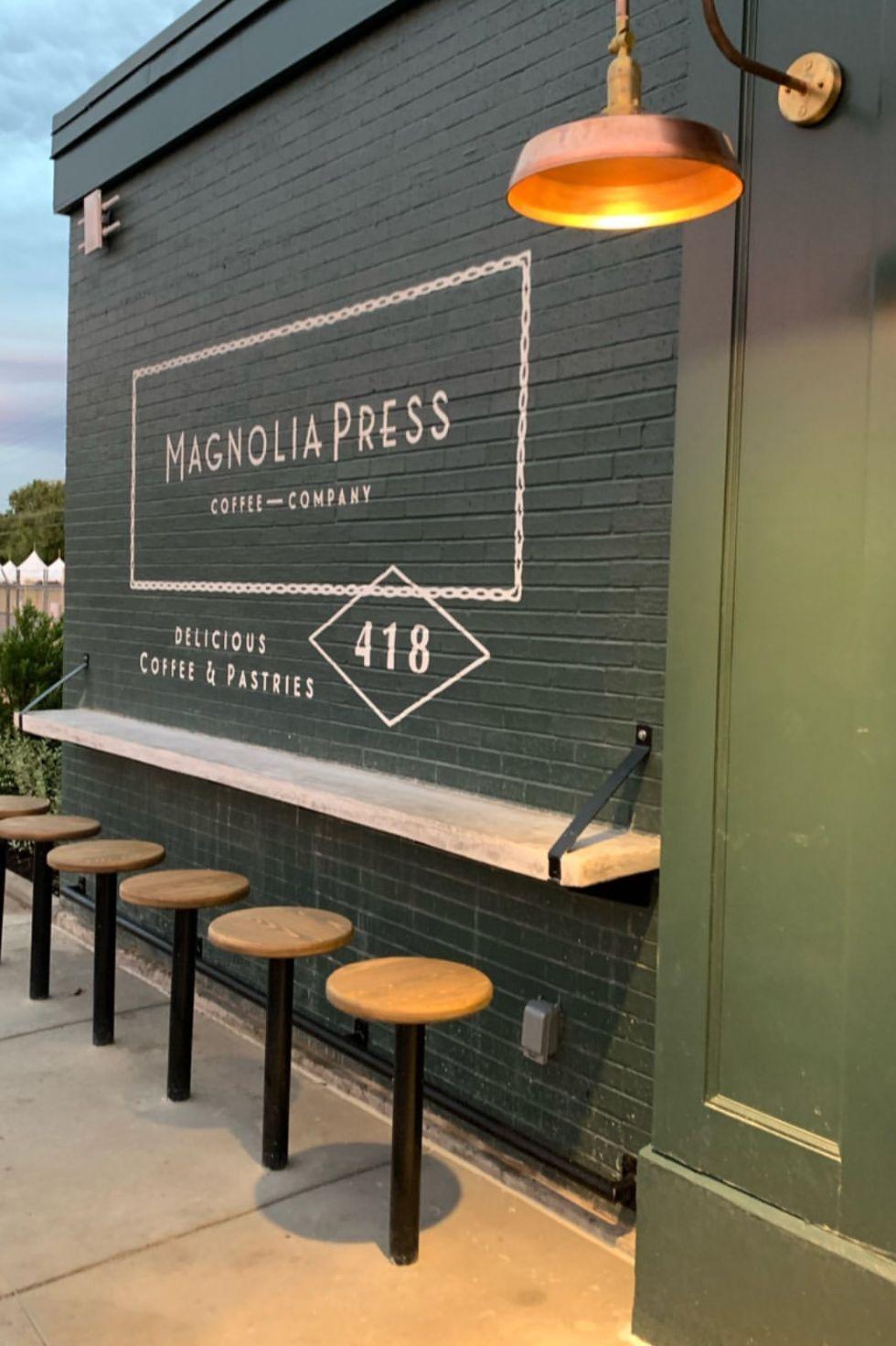 magnolia press seating