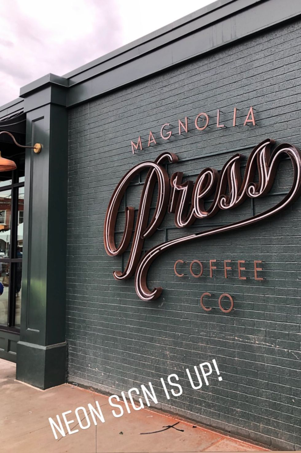 magnolia press coffee shop chip joanna gaines