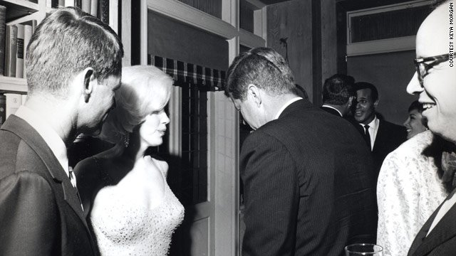 marilyn monroe's housekeeper and publicist fled U.S. after her death