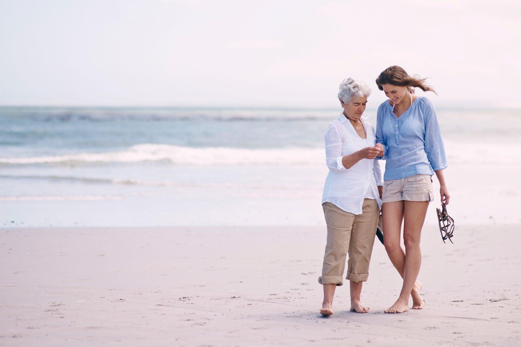 mother daughter trips health benefits