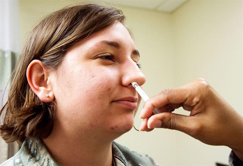 nasal spray flu shot