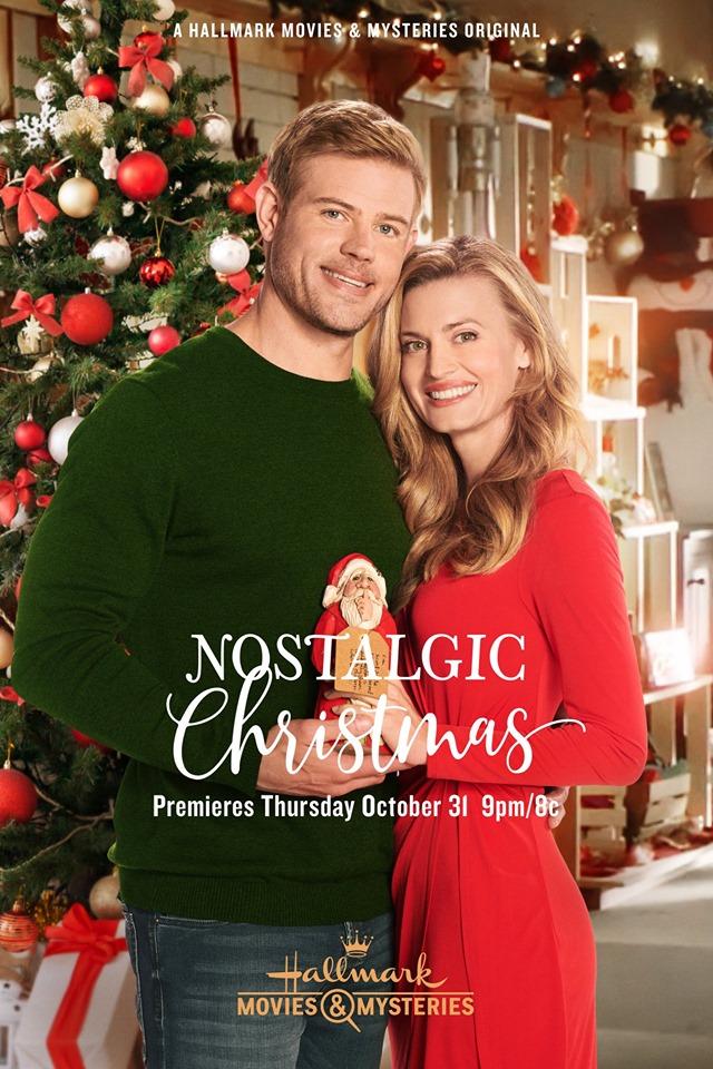 nostalgic christmas hallmark channel
