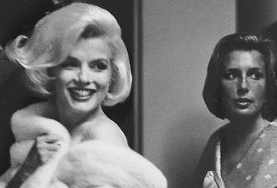 New Podcast Reveals Marilyn Monroe's Housekeeper & Publicist Both Fled The U.S. After Her Death