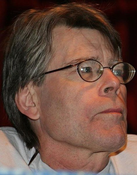 stephen king writer