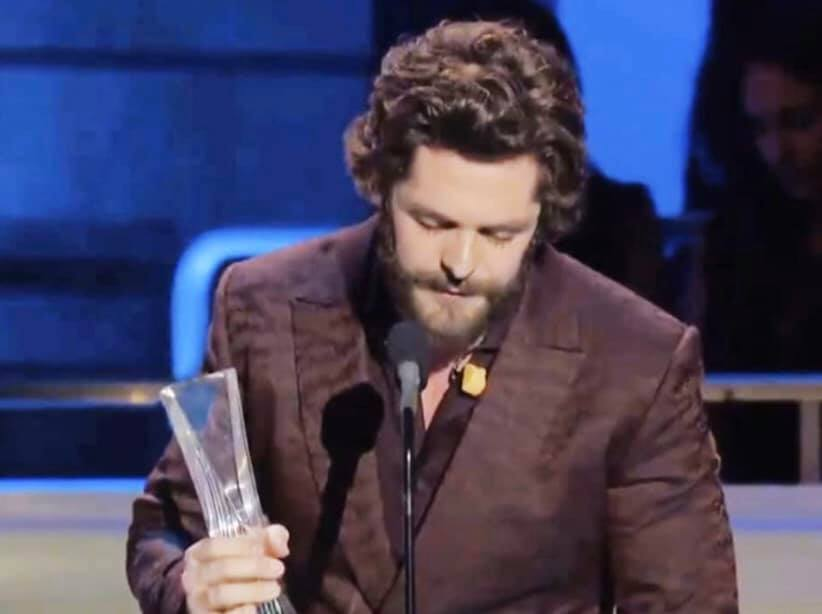 thomas rhett prayed cmt awards