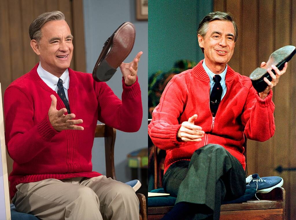 tom hanks says one mr. rogers scene made him cry