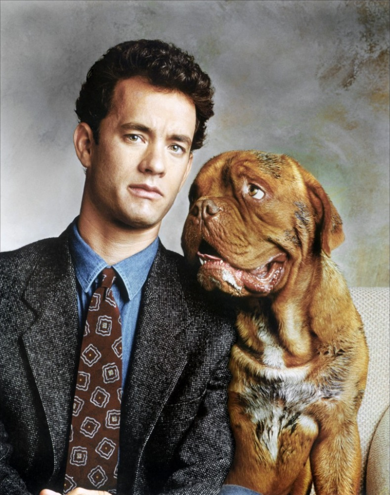 turner and hooch tom hanks