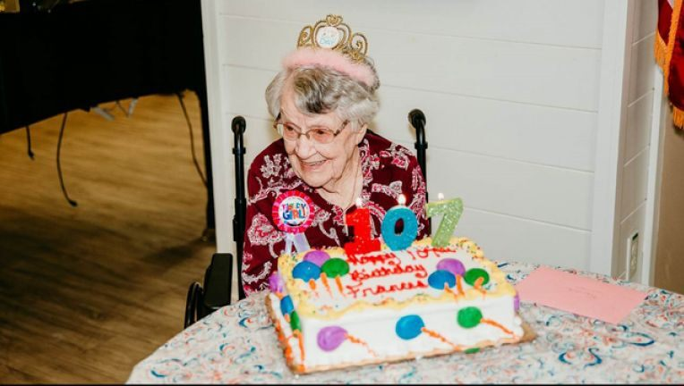 woman credits drinking coca cola everyday for long life
