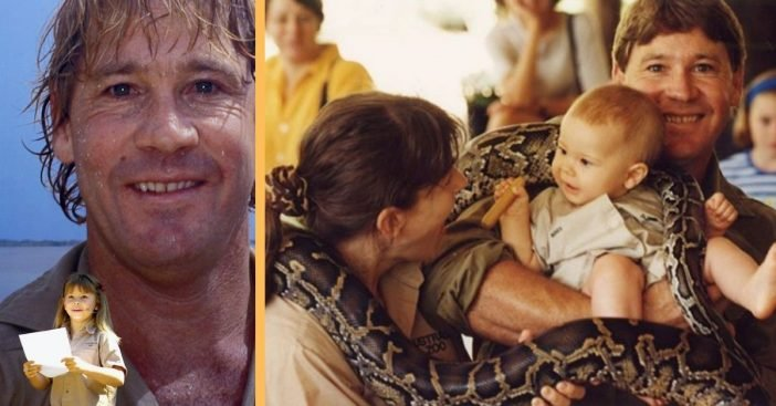 A Young Bindi Irwin Honors Her Late Father With Memorial Speech Shortly After His Passing