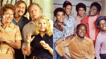 ABC announced a live special of All in the Family and Good Times in December
