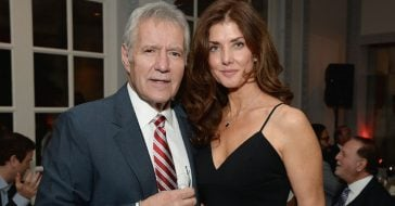 Alex Trebek's Wife Opens Up About How She's Coping With Her Husband's Cancer Battle