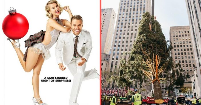 Check out a list of performers for the Rockefeller Center Christmas tree lighting ceremony