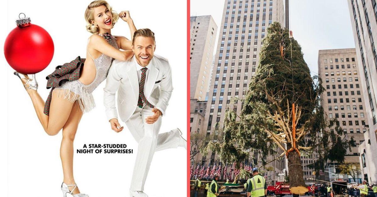 Rockefeller Center Christmas Tree Lighting Ceremony Performers