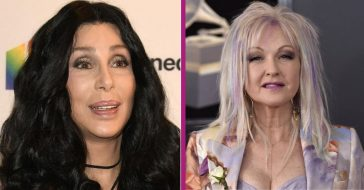 Cher Fights Off Colds By Using A Trick She Learned From Cyndi Lauper