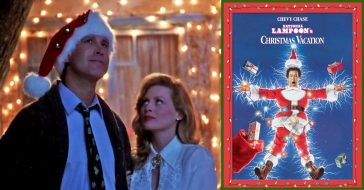 'Christmas Vacation' Heads Back To Theaters For Its 30th Anniversary