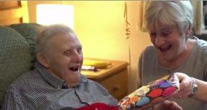 Cridge celebrated many joyous birthdays with his loved ones