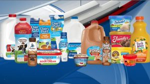 Dean Foods supplies most of America with dairy products